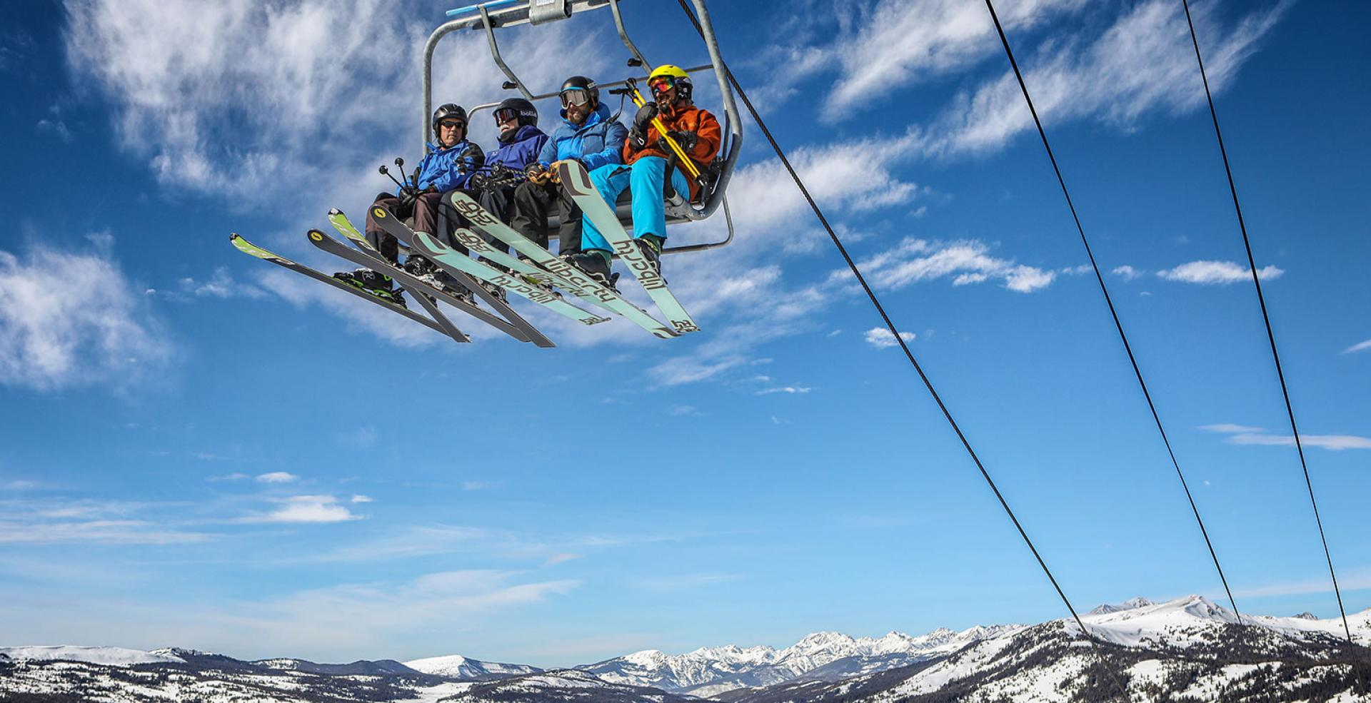 Copper Mountain Season Passes - Map Of Mountain Ranges In Us